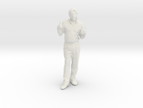 Printle C Homme 172 - 1/24 - wob in White Natural Versatile Plastic