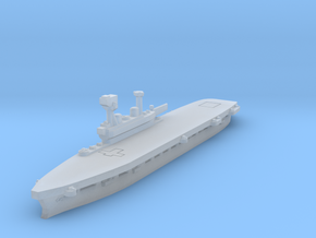 HMS Eagle 1/2400 in Smooth Fine Detail Plastic