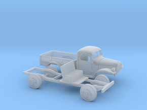 1/160 1945-50 Dodge Power Wagon PU in Frosted Ultra Detail