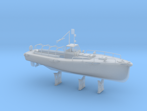 Best Detail 1/48 IJN Motor Boat Cutter 11m 60hp in Smooth Fine Detail Plastic