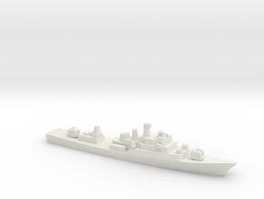 Koni-Class Frigate, 1/2400 in White Natural Versatile Plastic