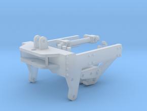 Schuco Case IHC Fronthydraulik in Smooth Fine Detail Plastic