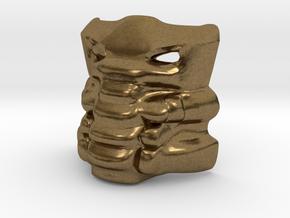Krana Xa in Natural Bronze