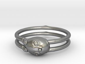 Ring Boy in Natural Silver