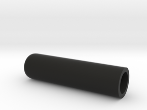 Railbox Crank Handle in Black Natural Versatile Plastic