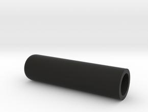 Railbox Crank Handle in Black Natural Versatile Plastic