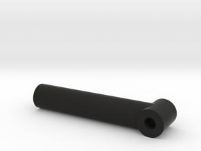 Unimog Hubwagen Zylinder 1:32 3/6 in Black Natural Versatile Plastic