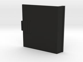HP-71B Battery Door in Black Strong & Flexible