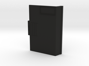 HP-71B Aux Door in Black Strong & Flexible