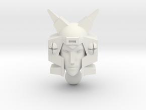 Elita One For Prime Arcee/ Gen Chromia in White Natural Versatile Plastic