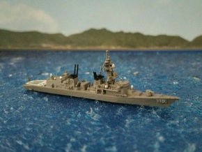 1/2000 JS Takanami-class destroyer in Frosted Ultra Detail