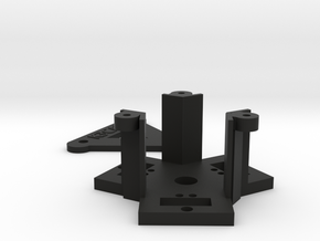 K3CAM-ByALCaudullo in Black Natural Versatile Plastic