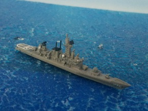 1/2000 JS Hatakaze-class destroyer in Smooth Fine Detail Plastic