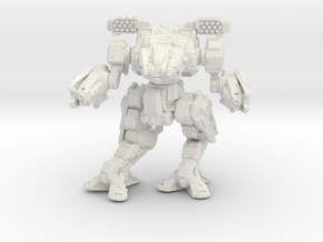 Sumaire War Walker (merged) in White Natural Versatile Plastic