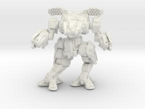 Sumaire War Walker (merged) in White Natural Versatile Plastic