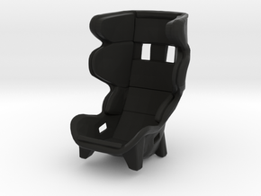 Race Seat PType 1 -1/10 in Black Strong & Flexible
