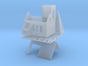 Dorfkirche - 1:220 (Z scale) in Smooth Fine Detail Plastic