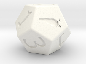 W12-LottiKarotti-Zahlen in White Processed Versatile Plastic