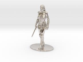 Xena Miniature in Platinum: 1:60.96