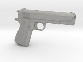 1/4 Scale Government Issue Colt 1911 in Aluminum