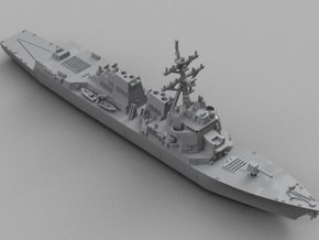 1/1800 USS Michael Murphy in Smooth Fine Detail Plastic