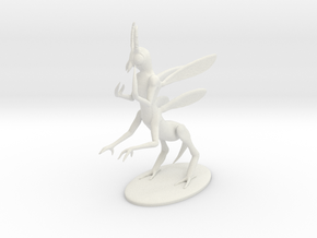 Gharton Miniature in White Natural Versatile Plastic: 1:60.96