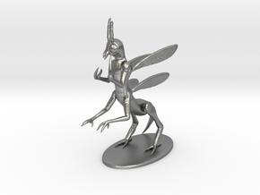 Gharton Miniature in Natural Silver: 1:60.96