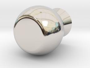 花瓶 in Platinum