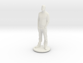 Printle C Homme 004 - 1/32 in White Strong & Flexible