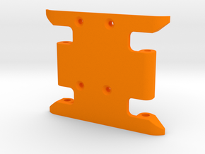 DravTech SuDuZero Skid in Orange Processed Versatile Plastic
