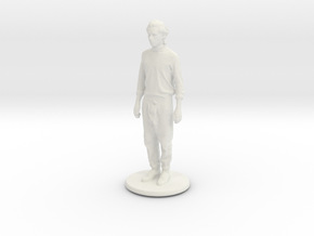 Printle C Homme 007 - 1/43 in White Strong & Flexible