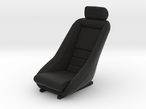 Seat Youngtimer 70´s - 1/10 in Black Strong & Flexible