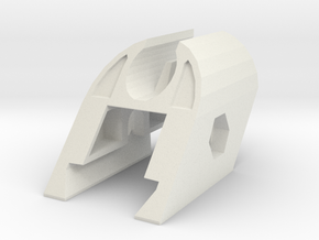 "G36 ""Aurora 2"" Sight Part 2 of 2 in White Natural Versatile Plastic"