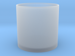Mug in Smooth Fine Detail Plastic