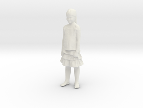 Printle C Kid 010 - 1/24 - wob in White Strong & Flexible