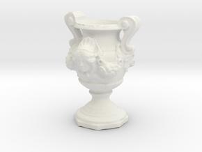 Printle Thing Garden Jar 1/24 in White Strong & Flexible