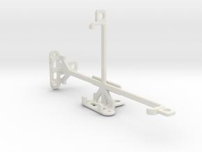 Allview P6 eMagic tripod & stabilizer mount in White Natural Versatile Plastic
