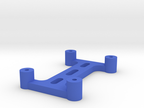 Compact Marcduino 1.5 Mount in Blue Processed Versatile Plastic