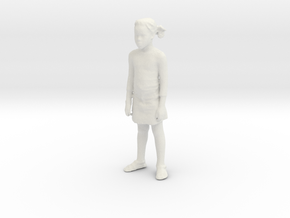 Printle C Kid 015 - 1/24 - wob in White Natural Versatile Plastic