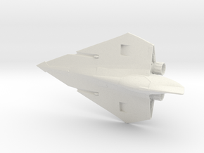 1/72 Delta-7 Aethersprite-class Light Interceptor in White Strong & Flexible