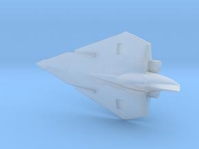 1/144 Delta 7 Jedi Space Interceptor in Frosted Ultra Detail