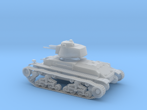 Pz.Kpfw.35(t) / LT vz.35 1:48 (Frosted) in Smooth Fine Detail Plastic