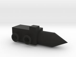 工程車 in Black Strong & Flexible