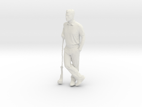 Printle C Homme 326-w/o base in White Strong & Flexible