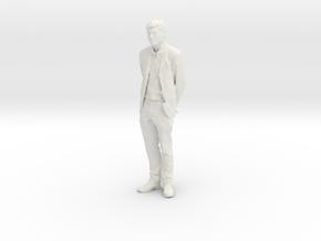 Printle C Homme 339 - 1/24 - wob in White Natural Versatile Plastic