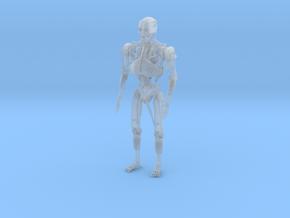 1/20 T-800 Terminator Robot in Smooth Fine Detail Plastic