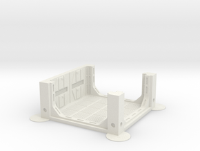 Imperial Assault tile 31A in White Natural Versatile Plastic