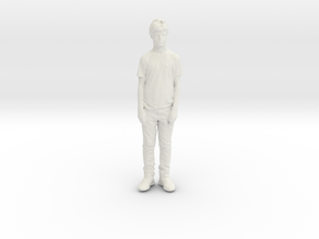 Printle C Kid 033 - 1/24 - wob in White Natural Versatile Plastic