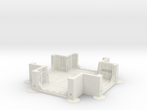 Imperial Assault tile 26A in White Strong & Flexible
