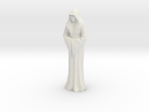 Imperial Saint  -40mm tall in White Natural Versatile Plastic